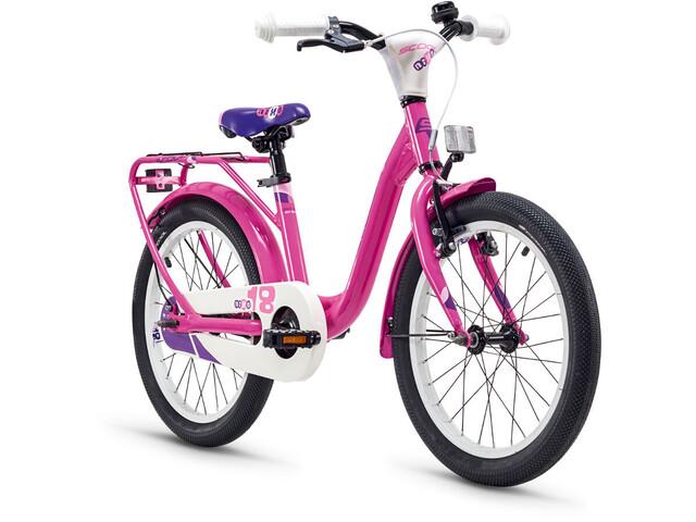 s'cool niXe 18 Børnecykel alloy pink (2019) | City-cykler